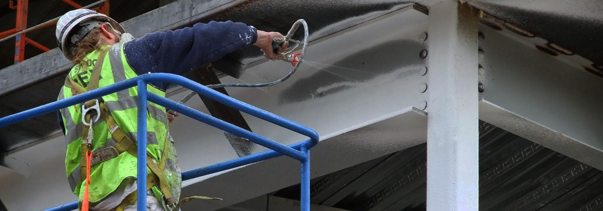 Обработка и покраска металлоконструкций в Нижнем Новгороде