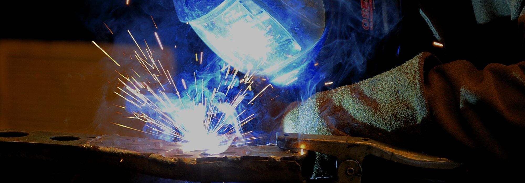 Сварочные работы и монтаж металлоконструкций в Нижнем Новгороде